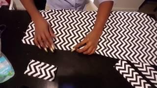 The Easiest DIY Bow Tie Tutorial
