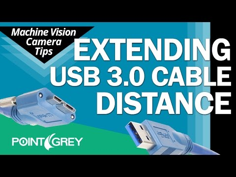 Extending USB 3.0 Cable Distance
