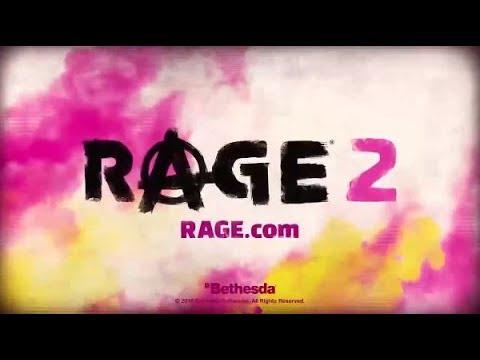 RAGE 2 - Teaser Trailer | Bethesda - 14/05