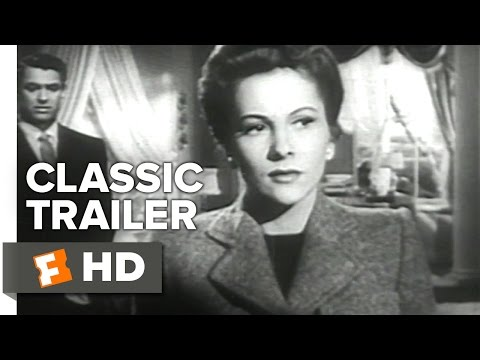 Suspicion (1941) Official Trailer - Cary Grant, Joan Fontaine Movie HD