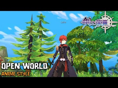 Open World Dan Gak Ada Auto! - Sword Of Glory [CN] Android/iOS