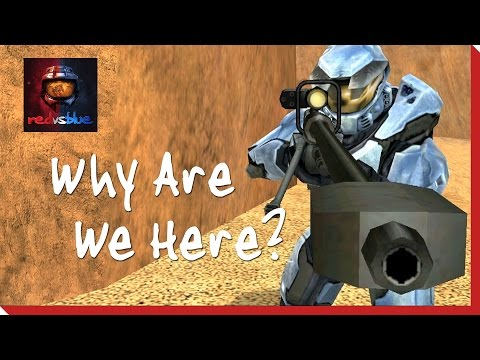 Season 1, Episode 1 - Why Are We Here? | Red vs. Blue