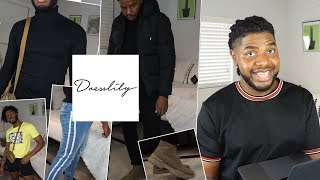 DRESSLILY MEN'S FASHION HAUL | WillOnAWhim