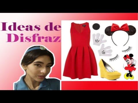 Ideas de disfraces para carnavales 2017 para mujeres youtube - Disfrazes para carnavales ...