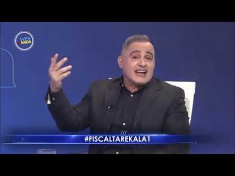 Tarek William Tiene Un Amiguito Que Le Corta Los Pelos Gratis - Web O Nada EVTV - 03/20/19 Seg 2