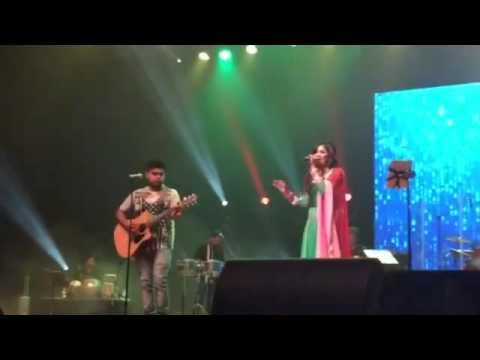 Hasi Ban Gaye | Live | Ami Mishra | Shreya Ghoshal
