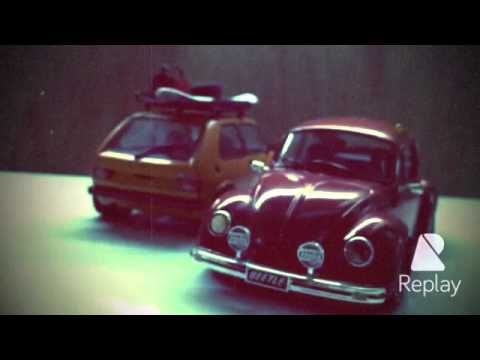 Lown  Slow 1/24 Beetle And Golf Mk1
