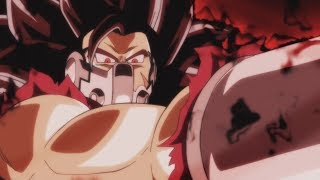 Super Dragon Ball Heroes Episode 1 PREVIEW! A NEW EVIL SAIYAN! Super Saiyan 4 vs Super Saiyan Blue!
