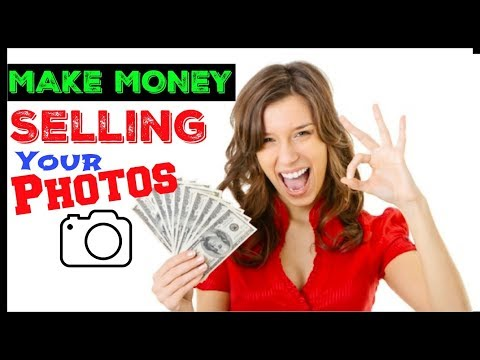 Make Money Online Selling Photos 2019