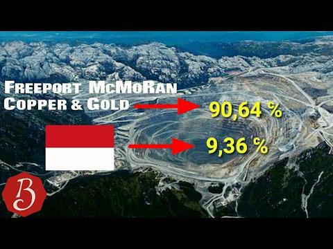 10 Fakta Tentang PT. Freeport Indonesia, yang mungkin belum Anda ketahui!