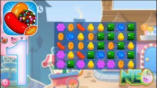 Candy Crush Saga: Gameplay Walkthrough Part 1 (LEVEL 1 - 10 COMPLETED)