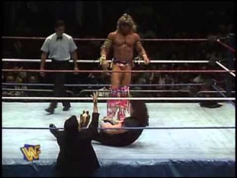 WWF MSG - The Ultimate Warrior Vs The Undertaker - YouTube Wwe Ultimate Warrior Vs Undertaker