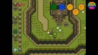 Zelda Ocarina of Time 2D v10 (Gameplay + Download)