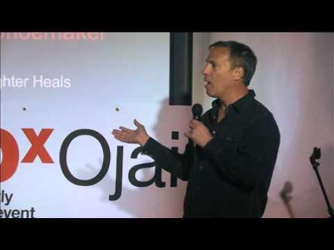TEDxOjaiChange - Craig Shoemaker - Laughter Heals