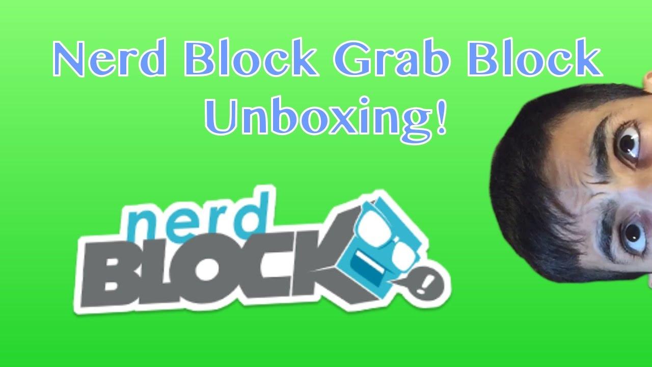 Nerd Block Unboxing YouTube