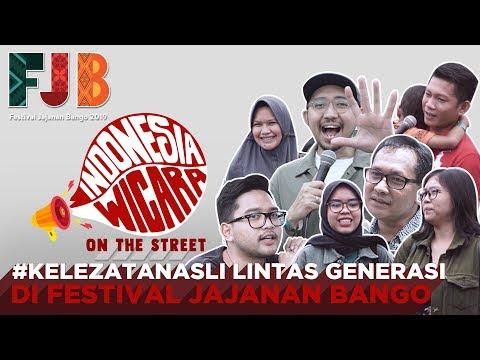 Kuliner Favorit di Festival Jajanan Bango 2019!