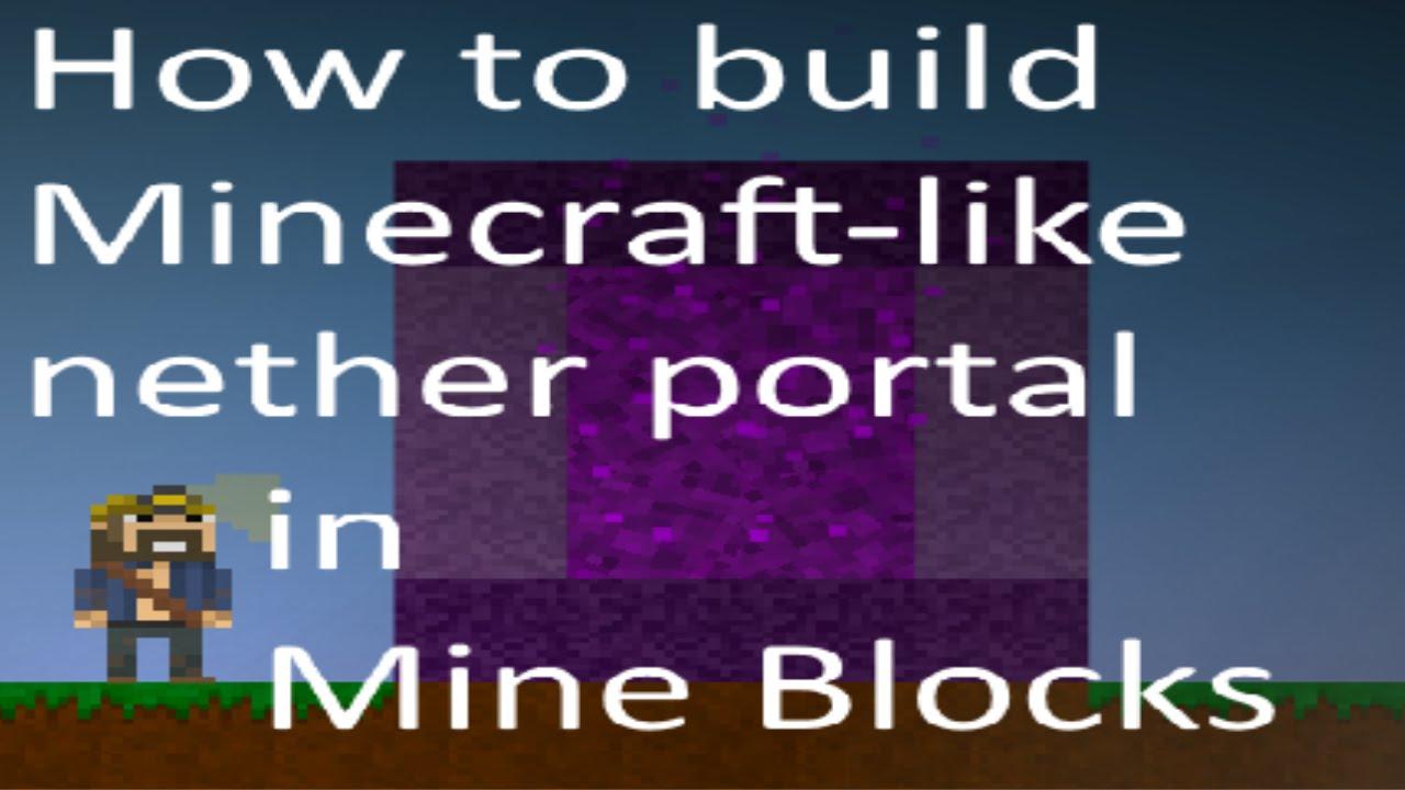 Wiki Portal Minecraft Nether