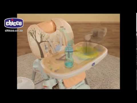 Chicco South Africa* Polly Double Phase High Chair