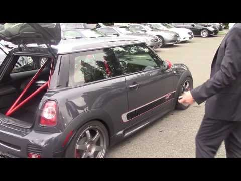 2013 Mini Cooper John Cooper Works GP   exhaust modified  500 in the USA, none like this