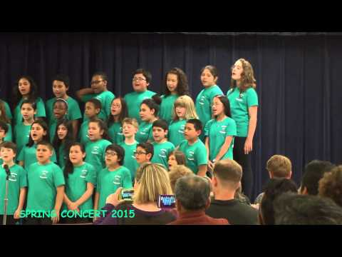 Sully Elementary School Spring Concert  4, 2015
