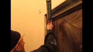 видео Конденсат на входных дверях. Причины возникновения. Методы устранения.