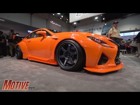 Lexus RCF New Car Review  - Stock vs Modified