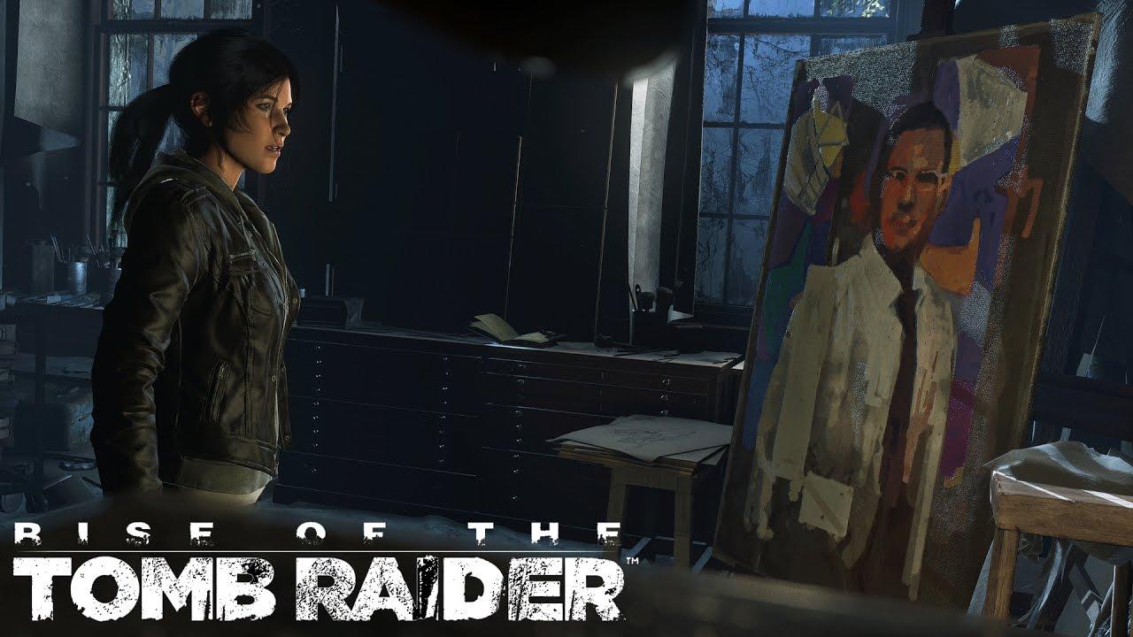 Rise Of The Tomb Raider Blood Ties Walkthrough Youtube