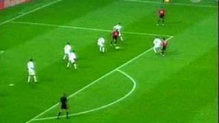 Gol Etoo Real Madrid Vs Mallorca