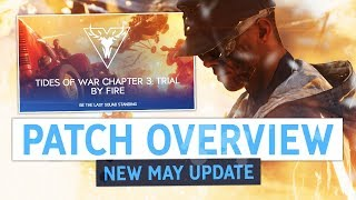 New May Update - Full Patch Overview! | Battlefield 5 Trial by Fire Update #4 Complete Rundown