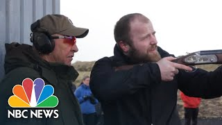 Iceland Is For Gun Lovers (But Nobody Gets Shot) | NBC News