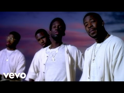 Boyz II Men - Water Runs Dry (Official Music Video)