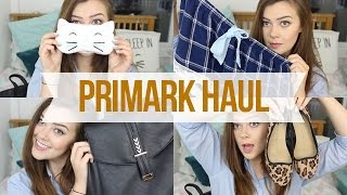 FIRST PRIMARK HAUL FOR AGES