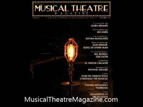 Musical Theatre Magazine Tony Award winners, Broadway stars, & more!