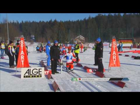 Cross-country long distance | 2017 World Para Nordic Skiing Champs