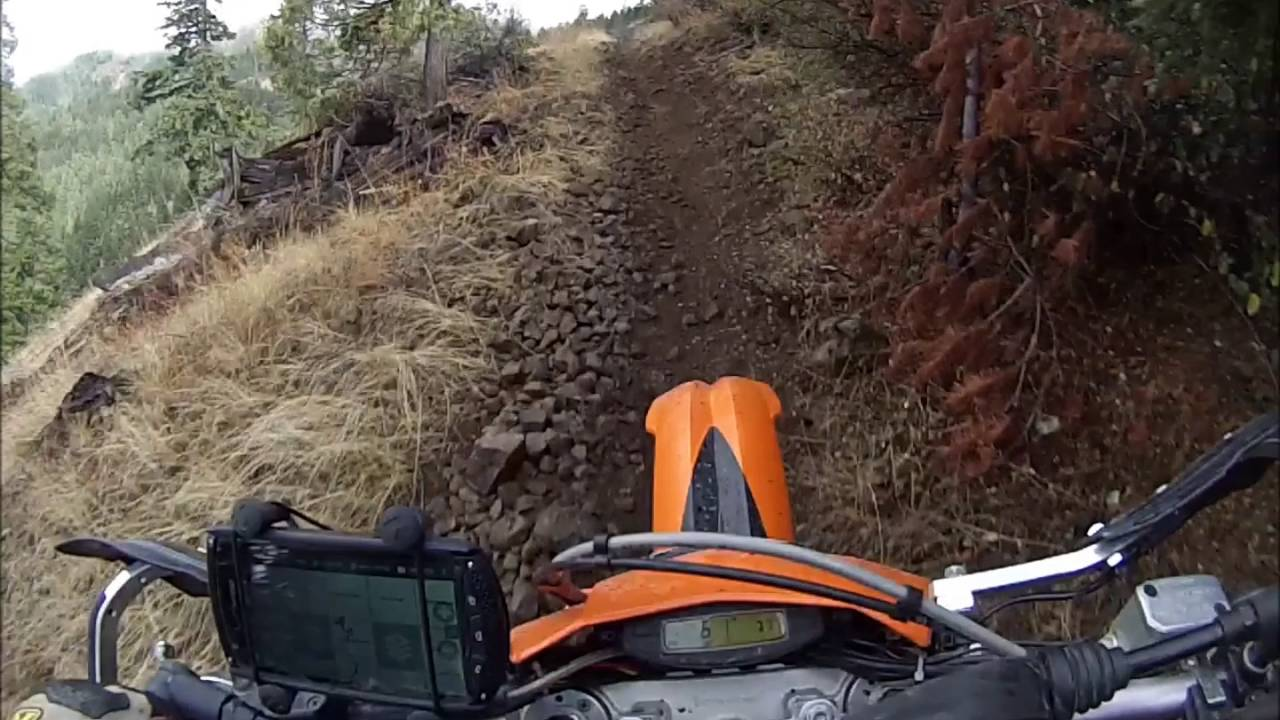 Ride Report The Golden Stair Prospect Ohv Area Prospect Or Youtube