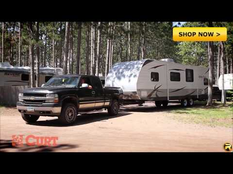 How To Select a Trailer Hitch - by Curt Mfg.
