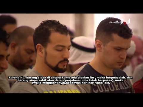 Suara Imam Masjid Merdu Misyari Al Baqoroh 183 185