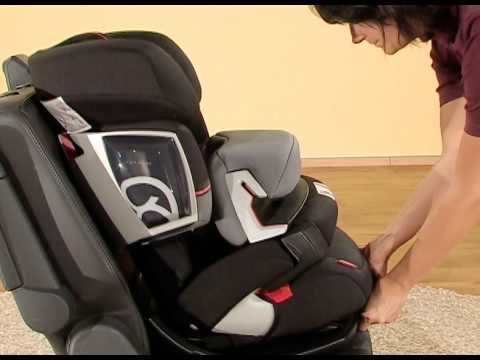 cybex pallas 2 kindersitz gr 1 2 3 youtube. Black Bedroom Furniture Sets. Home Design Ideas