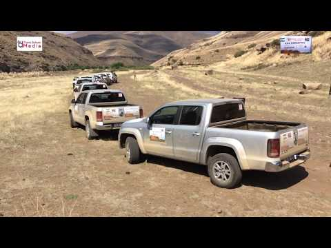 Day 2 of the MDTP 4x4 EXPEDITION from Matatiele to Lesotho