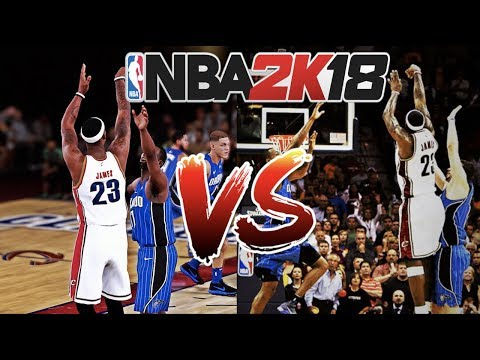 GREATEST NBA GAME WINNERS OF ALL TIME RECREATED IN NBA 2K18 (PART 2)