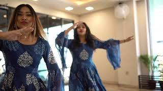 Kithe reh gaya   wedding dance  Neeti mohan   Ft. Shefali jain & Shivani sharma  #bridedance