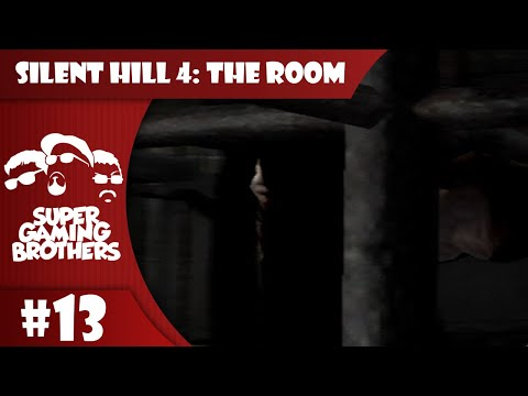 SGB Play: Silent Hill 4: The Room - Part 13   Ready For Our Round Trips?