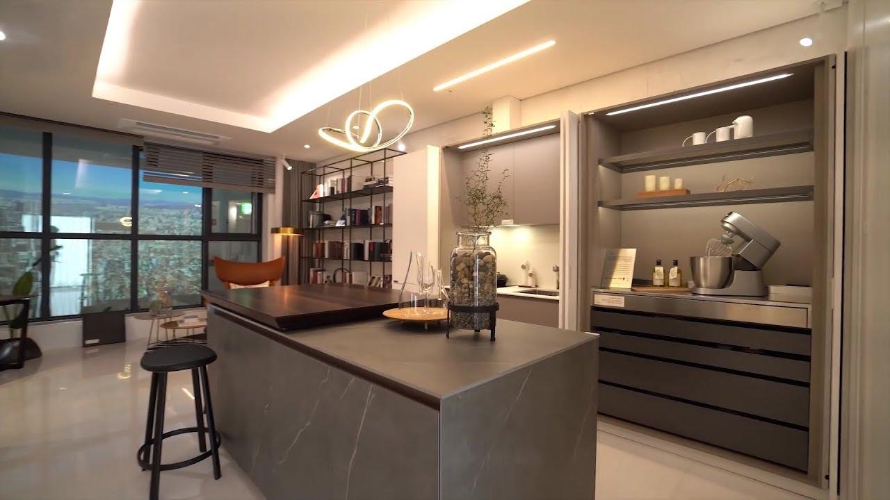 9 Contoh Living Room Minimalis Yang Mengilangkan Sekat ...