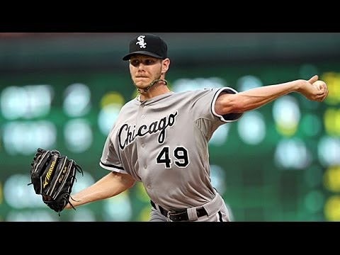 Chris Sale Highlights 2013 HD