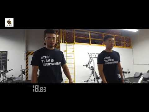 ACE Warehouse Gym