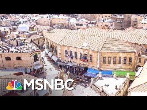Unrest Continues In Wake Of President Donald Trump's Jerusalem Decision | AM Joy | MSNBC