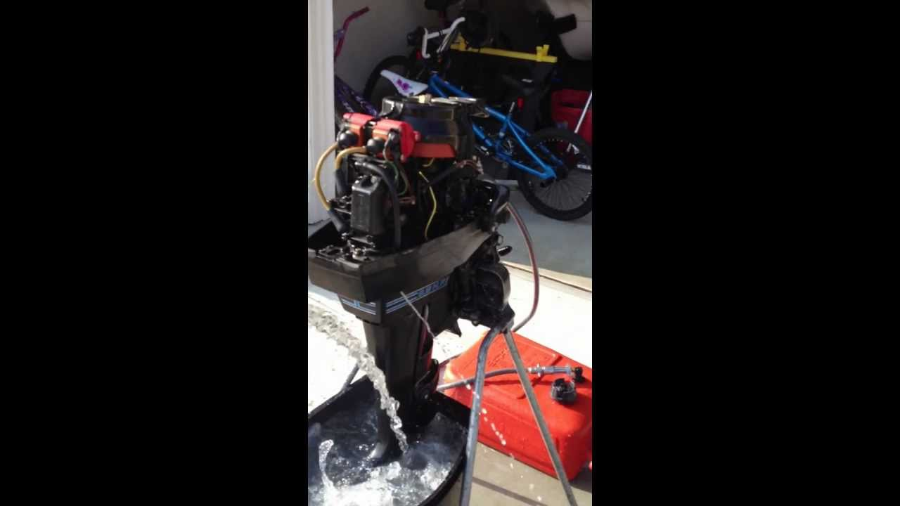 76 39 mercury 110 2 stroke outboard motor youtube for 2 2 mercury outboard motor
