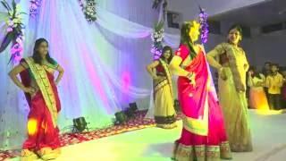 Mausi Mummy Dances- Gaurav Anshika Wedding- 30th Jan 2015