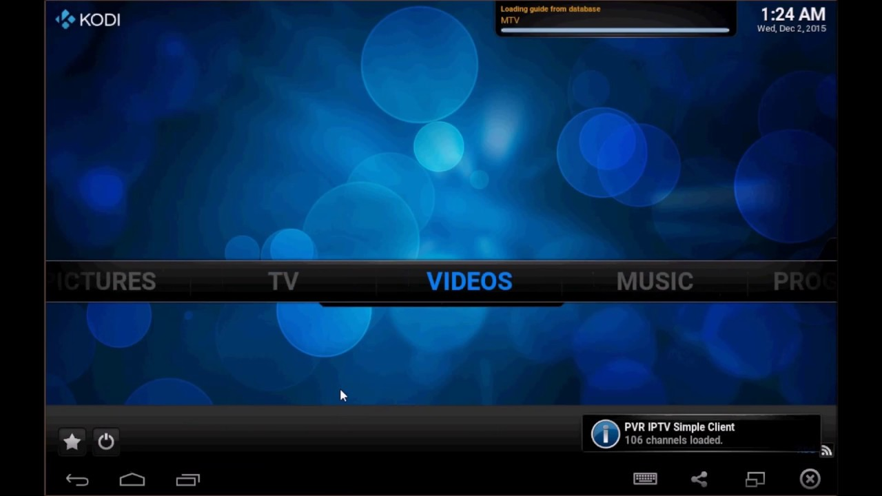 Kodi Rytec EPG Downloader Auto Merge XMLTV Sources