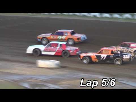 Big Diamond 6/9/17 Roadrunners - #77 Andrew Fayash III